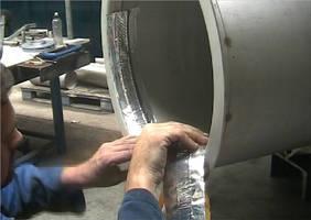 焊接衬垫胶带可节省研磨时间和成本