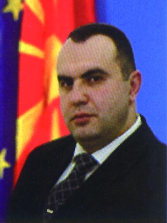 马其顿共和国副总理 弗拉迪米尔·佩舍夫斯基