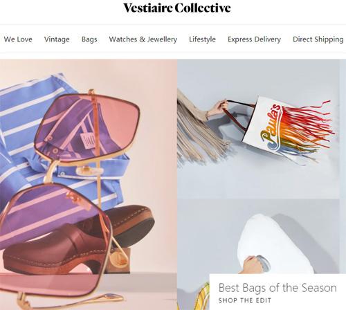 二手奢品电商Vestiaire Collective融资1.78亿