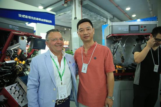 新闻图片-广州国际鞋机鞋材皮革展-保利展馆举行.jpg
